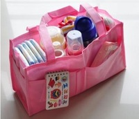 Min Order $20 (mixed order) Non-woven Nappy bag mother bag