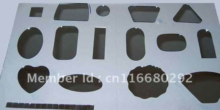 Mirror Aluminum miror glass mirror(China (Mainland))