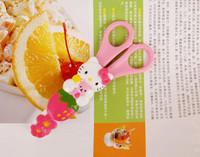 Retail Hello kitty strawberry kt style scissors  (JD)