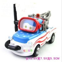 Cars 2 Diving cutting dies alloy car model with sound and light, pull back function, kids new year gift  toys + free shipping