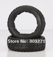 2PCS  Rear Baja 5T/5SC Road tyres,Rear Tyres,Wheels -Free Shipping