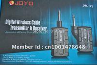 JOYO JW-01 Rechargeable 2.4G Audio Wireless System Digital Bass Guitar Transmitter