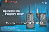JOYO JW-01 Rechargeable 2.4G Audio Wireless System Digital Bass Guitar Transmitter