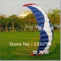 340cm Four line Line Stunt Power Kite Hot sell Kite Surfing Kite Boarding Free Shipping