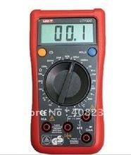 Ut132c UNI-T de mano multímetro AC / DC frecuencia resistencia UT132C tamaño de la palma multímetro Digital