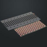 100PCS Hot Wholesale Proximity Light Sensor Flex Cable rubber sticker for iPhone 4G D0333