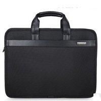 Free shipping high quality women & men 14,15, 17 inch laptop briefcase tote shoulder messenger bag antishock