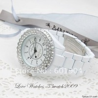 Rhinestone lovers watch fashion watch women's watch
