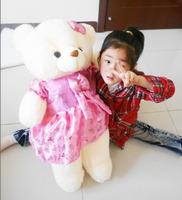 Plush toy romantic dress toy doll birthday child day gift