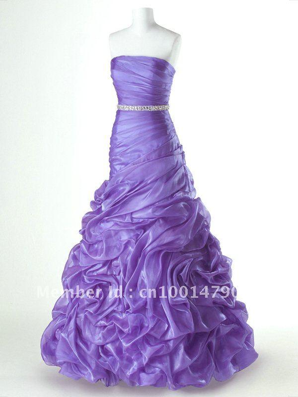 Retro Purple Dress Dress Vintage Retro