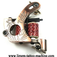 Hot sale tattoo machine  gun supply kit and rotary machine Free shipping