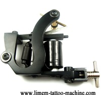 Hot sale  wholesale price Top Handmade Danny Fowler Tattoo Machine Gun Shader Free shipping