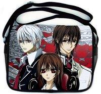 Anime Cartoon Vampire Knight Nylon Canvas Strap Bag / Purse / Packet Gift