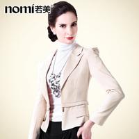 Free shipping Small suit jacket female autumn outerwear autumn blazer 2012 fashion professional women's