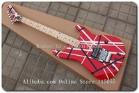 Wholesale Guitars - High quality Custom Shop Kramer Striker Custom 5150 Electric Guitar In Red Color - (NO CASE) K6