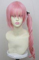 FF13 Versus XIII ff wigs Serah Farron Dark Pink cosplay Wig No.