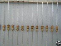 20PCS  1/4W 240ohm  5% Carbon Resistors