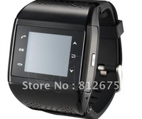 2012 new fashion quality goods watch phone bluetooth MP3 MP4 QQ wrist watch mobile phone EMS free shipping