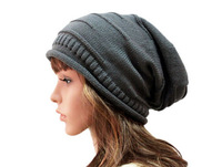 Wholesale NEW Unisex Winter Mens Beanies Womens Crochet Slouchy Beanie Hat Men Knitted Oversized SKullcap Cable Knit Baggy Hats