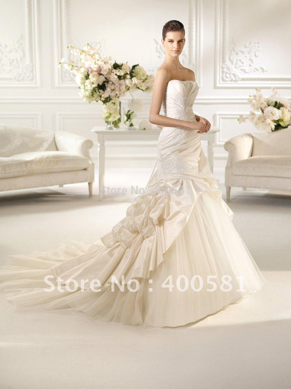 Spectacular Wedding Dresses