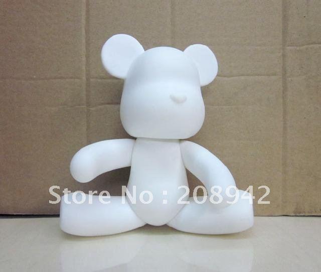 Best selling!! Momo Bears DIY Art Platform Toys Cartoon Dolls Sample children kid toys Free shipping,1 pcs(China (Mainland))