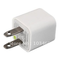 Free Shipping!!! US plug mini USB Charger/Travel Wall Charger Adapter for iphone4g/Mobile phone charger