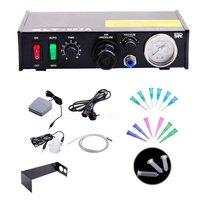 220V Solder Paste Glue Dropper Liquid Auto Dispenser Controller for SMD PCB