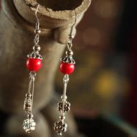 National accessories tibetan jewelry earrings no pierced earrings 01680