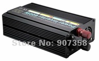 Full Rated 600W Power Inverter / Car Power Inverter with 24V DC to 110V or 220V AC  High qualtiy with Factory Price