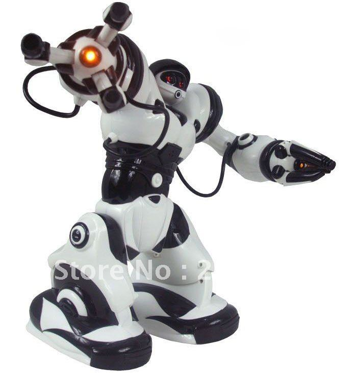 Best selling!! TT313 rc robot toy humanoid intelligent Robot programmable voice control robot toy Free shipping,1 pcs(China (Mainland))