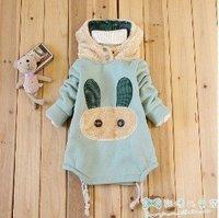 Wholesale new arrival children's coat,baby's coat,kids'  winter coats girls' hoodies