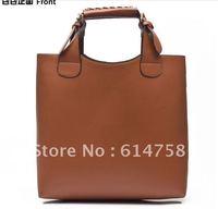 free shipping 2012  hot selling women's PU fashion handbags 01
