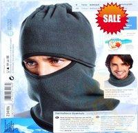PROM+FREE SHIPPING Warm beanie Hats for men women Full Face Cover Winter Ski Mask Beanie Hat Scarf Hood CS Hiking NWT Black
