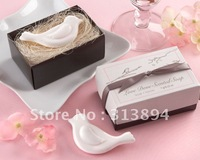 "Wedding Favor Soap, Free shipping, KATE ASPEN wedding gift of ""Love Dove"" Scented Soap, 40PCS/LOT, wedding favor"