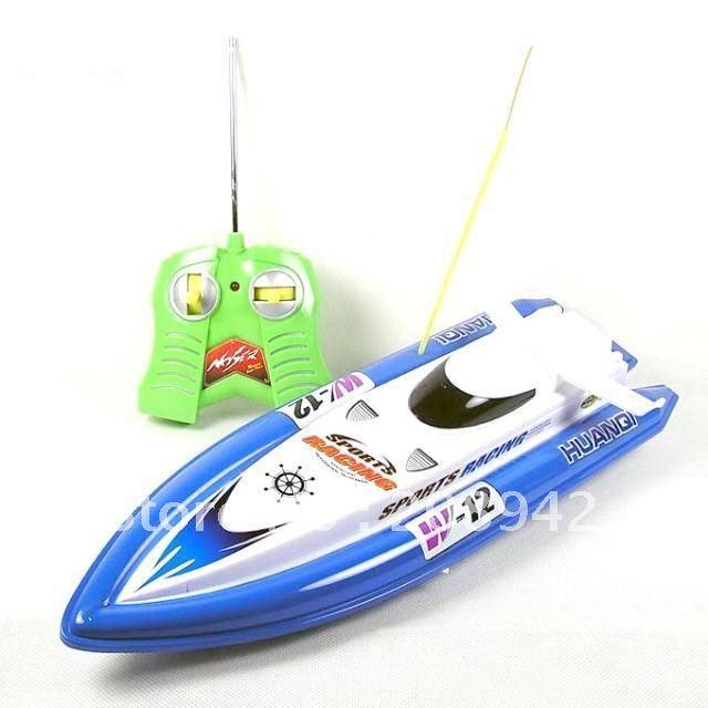 купить игрушку моторную лодку
