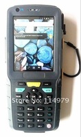 Android 2.3 OS Rugged handheld PDA with 1D barcode scanner 13.56MHz HF RFID and WIFI bluetooth GSM/GPRS 3G GPS camera(MX8880)