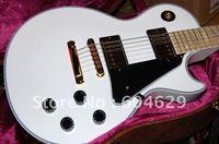 best guitar 2012 Custom Alpine White RARE Maple Fretboard!