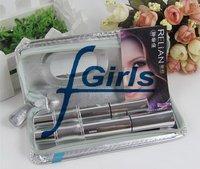 (NO.8043) Eyelash Extension RELIAN Mascara Transplanting Gel + Natural Fiber Mascara Set, 36sets/lot