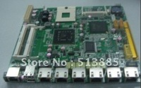 industrial motherboard 6xRJ45 LAN