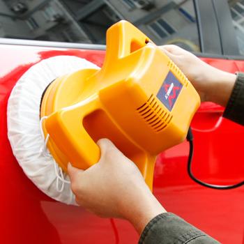 Luxury car waxing machine mini 12v vehienlar polishing machine 220v home floor waxing machine