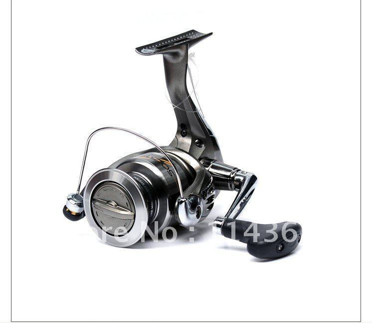 FREE SHIPPING 2012 newMetal fishing reel spinning SOLSTACE 4000FI 5.7:1 3+1BB(China (Mainland))