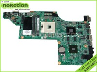 LAPTOP MOTHERBOARD for HP DV6 DV6T 630279-001 INTEL DDR3 With ATI Video Card GOOD QUANLITY WOKING WELL