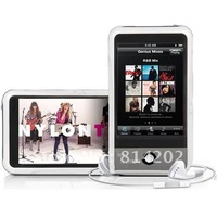 """2.8"""" Real 8GB 8G Memory LCD Touch Screen FM Radio Voice Recorder 3.0MP Camera MP3 MP4 Player Free Shipping"""