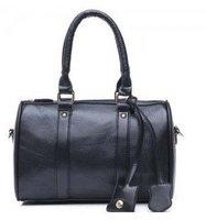 Fruit color fashion ladies shoulder bag Black Red Hot sale Free shipping