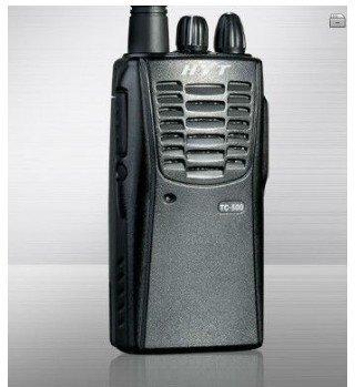 EMS Free shipping NEW Portable HYT TC-500 UHF 4W 16CH Two-Way Radio(China (Mainland))