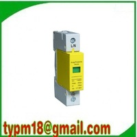 surge protection device surge arrestor lightning arrester 10KVA 1P  100%quality products From Shanghai