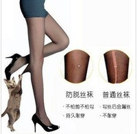 Free Shipping,Women hot 4 colors sexy tight pantyhose sheer silk stocking Legging/Leggings