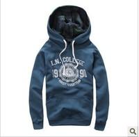W02 sweatshirt lovers design sweatshirt male top blue Men hoodies clothing supreme style skirt ymcmb