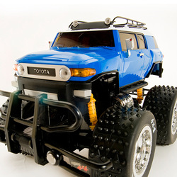 FREE SHIPPING Xq TOYOTA fj cruiser charge remote control car large toy car electric remote control car(China (Mainland))