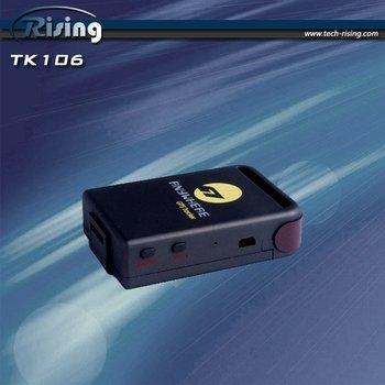 TK106 Easy Install Car GPS Tracker SOS function Movement alert Over speed alert